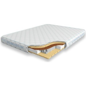 Матрас Diamond rush Comfy-2 Contrast 1440Mini (160x190x11 см)