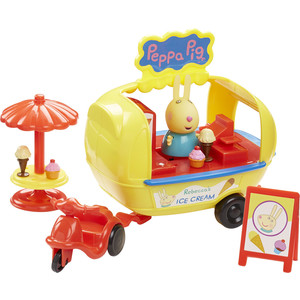 Фотография товара игровой набор Росмэн Кафе-мороженое Ребекки (30628) (586929)
