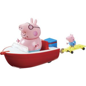 Игровой набор Росмэн Моторная лодка (30629)