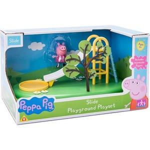 Игровой набор Росмэн Игровая площадка: Горка Пеппы (28774)