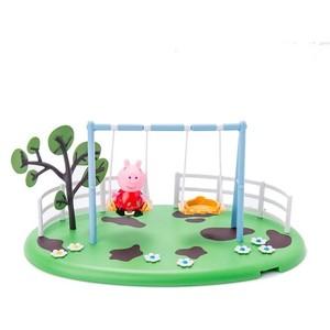Игровой набор Росмэн Игровая площадка: Качели Пеппы (28776)