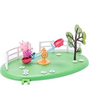 Игровой набор Росмэн Игровая площадка: Качели-качалка Пеппы (28775)