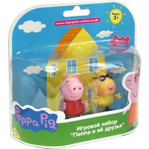 Игровой набор Росмэн Пеппа и Педро (28817)