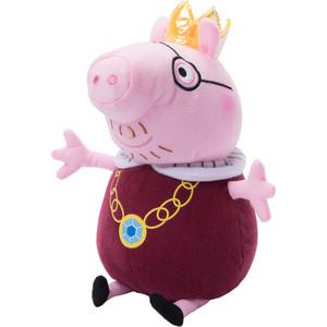 Мягкая игрушка Росмэн Папа Свин король, 30 см (31154)