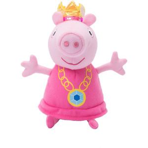 Мягкая игрушка Росмэн Пеппа-принцесса, 20 см (31151)