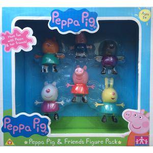 Игровой набор Росмэн Пеппа и друзья (24312)
