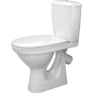 Унитаз-компакт Оскольская керамика Персона для инвалидов, с сиденьем (31100 / 42301110002)