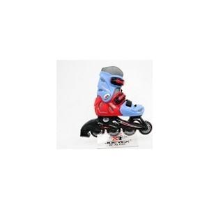 Роликовые коньки Joerex RO0603 (синий/красный)
