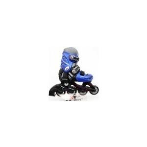 Роликовые коньки Joerex RO0603 (синий/черный) rollerblade rollerblade коньки роликовые коньки защитное снаряжение для детей л черный xxs no