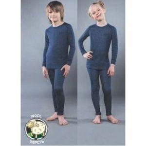 Комплект детского термобелья Guahoo рубашка и лосины (352-S/NV / 352-P/NV)
