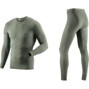 Комплект мужского термобелья Guahoo рубашка и кальсоны (21-0470 S/DOV / 21-0470 PF/DOV)