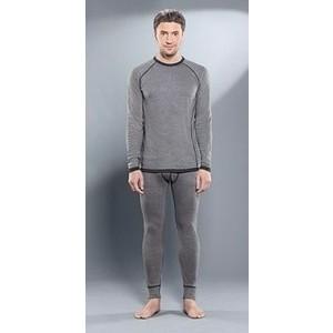 Комплект мужского термобелья Guahoo рубашка и кальсоны (22-0410-S/MGY / 22-0410-P/MGY)