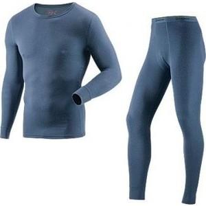 Комплект мужского термобелья Guahoo рубашка и кальсоны (22-0570 S/NV / 22-0570 P/NV)