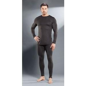 Комплект мужского термобелья Guahoo рубашка и кальсоны (260S-DGY / 260P-DGY)