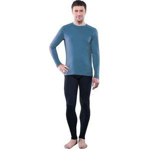Комплект мужского термобелья Guahoo рубашка и кальсоны (300 S/NV / 300 P/BK)