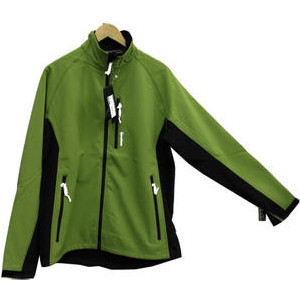 Куртка Guahoo Softshell Jacket 750J-GN  cube softshell jacket blackline
