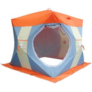 Палатка рыбака Митек Нельма-Куб 2 Люкс (двухслойная)