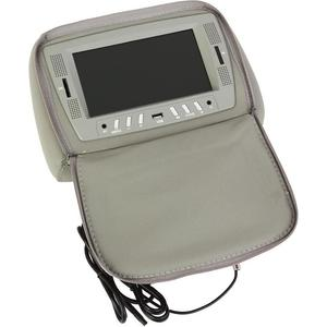 Автомобильный монитор Mystery MMH-7080CU grey автомобильный телевизор mystery mtv 970 black