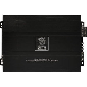 Фотография товара усилитель Mystery MB 4.400 V2 (587857)