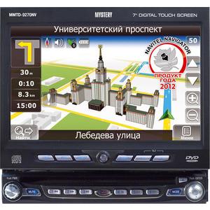 Автомагнитола Mystery MMTD-9270 NAVI mystery mmtd 9122s cd dvd