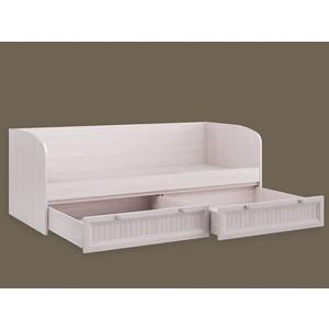 Кровать СКАНД-МЕБЕЛЬ Баунти с ящиками КБ-01 стеллаж сканд мебель корсар 1