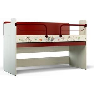 Кровать СКАНД-МЕБЕЛЬ Актив-2 К стеллаж сканд мебель корсар 1