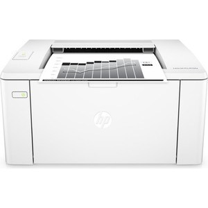Принтер HP LaserJet Pro M104a (G3Q36A) new paper delivery tray assembly output paper tray rm1 6903 000 for hp laserjet hp 1102 1106 p1102 p1102w p1102s printer