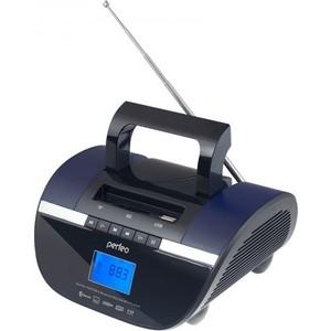 Портативная колонка Perfeo STILIUS BT black/violet (i350PRO-PR)