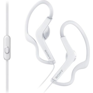 Наушники Sony MDR-AS210AP white sony wf sp700n white