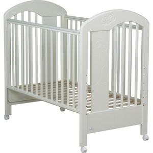 Кровать Fiorellino Fiore (Фиореллино Фиоре) 120*60 ivory цена и фото