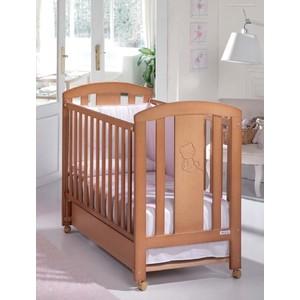 Кровать Micuna Nicole (Микуна Николе) 120*60 honey цены онлайн