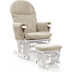 Кресло-качалка Tutti Bambini (Тутти Бамбини) GC35 White/cream кресло качалка tutti bambini daisy gc35 white cream