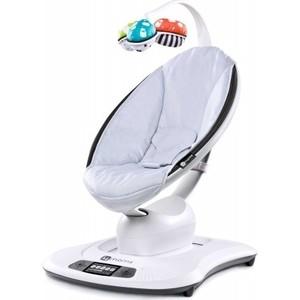 Кресло-качалка 4moms МамаРу 3.0 серебро