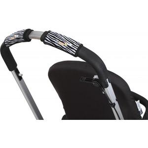 Чехлы Choopie CityGrips (Сити Грипс) на ручку для универсальной коляски 338/9426 Zebra чехлы choopie citygrips сити грипс на ручки для коляски трости 337 9518 zebra