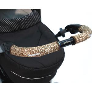 Чехлы Choopie CityGrips (Сити Грипс) на ручку для универсальной коляски длинные 511/9341 Brown Leopard рб dosia стир порошок авт белый снег 1 8кг 953037