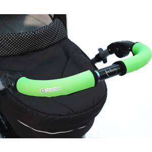 Чехлы Choopie CityGrips (Сити Грипс) на ручку для универсальной коляски длинные 513/9365 Neon Green neon green