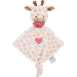 Игрушка мягкая Nattou Doudou (Наттоу Дуду) малая Charlotte & Rose Жираф 655118