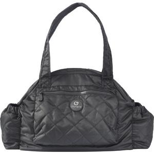 Сумка для мамы Choopie (Чупай) Soho CityBag black подкладка крем 388CH-WH