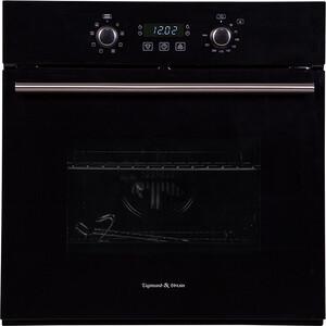 Электрический духовой шкаф Zigmund-Shtain EN 123.912 B встраиваемый электрический духовой шкаф zigmund amp shtain en 282 722 b