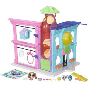 Игровой набор Hasbro Littlest Pet Shop Зоомагазин игровые наборы littlest pet shop стильный зоомагазин