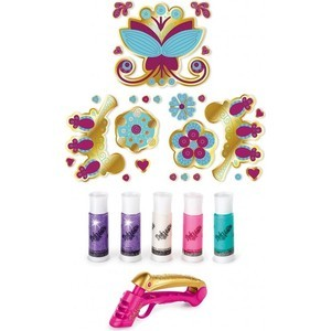 Игровой набор Hasbro Doh Vinchi Набор для творчества украшение-стикер для стены оружие игрушечное hasbro hasbro бластер nerf n strike mega rotofury