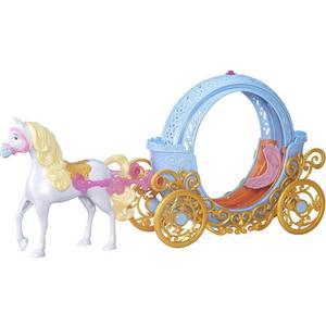 Фотография товара игровой набор Hasbro Disney Princess Трасформирующаяся карета Золушки (кукла не входит в набор) (589895)