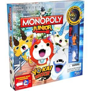 Монополия Джуниор Hasbro Games Йо-Кай Вотч настольная игра hasbro games монополия джуниор