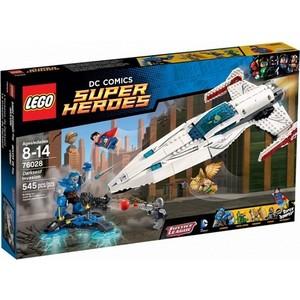 Конструктор Lego Супер Герои Вторжение Дарксайда lego конструктор супер герои нападение на башню мстителей lego 76038