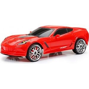 Машина New Bright р/у Corvette Z06 (Красный) new bright new bright радиоуправляемые машинки challenger hellcat на р у
