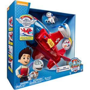 Фотография товара игрушка Paw Patrol самолет спасателей (589981)