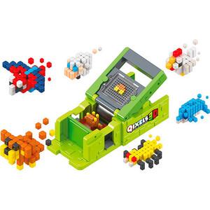 Набор для творчества Qixels Машинка для создания 3D фигурок - 3D Принтер набор для творчества qixels машинка для создания 3d фигурок 3d принтер