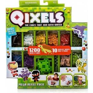 Набор для творчества Qixels Дополнительный набор кубиков коньячный набор