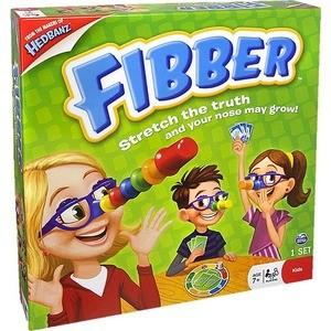 Игра настольная SPIN MASTER FIBBER