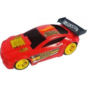 Машинка Toy State Hot Wheels Со светом и звуком красная 13 см